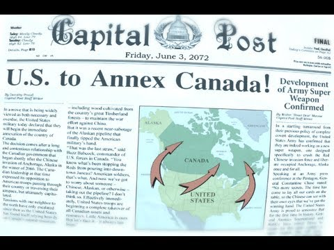 The Canadian Annexation