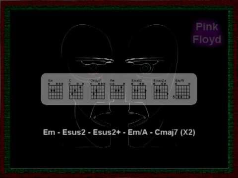 Welcome To The Machine Pink Floyd Cover With Chords For Guitar