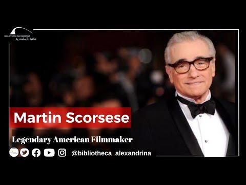 Lecture: Martin Scorsese in Bibliotheca Alexandrina