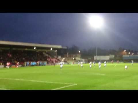 York City FC - 94th minute winner versus Barrow