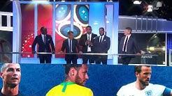 2018 FIFA World Cup | Yorke, Zola, Okocha & Townsend on SuperSport