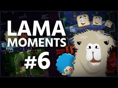 LAMA Moments #6   TowerFall LAMscension!