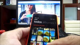 lumia 640: Análisis de su cámara de fotografias y de las dos versiones de Lumia Camara