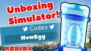 ВСЕ ЧИТ-КОДЫ В СИМУЛЯТОРЕ РАСПАКОВКИ! Roblox Unboxing Simulator