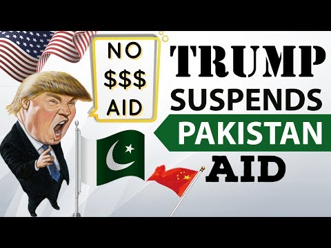 Pakistan loses USA military AID - Trump's strategy of boycotting Pakistan - Current Affairs 2018
