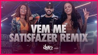 Baixar Vem Me Satisfazer Remix Brega Funk - DJ Pernambuco, MC Elvis e MC Ingryd  | FitDance TV