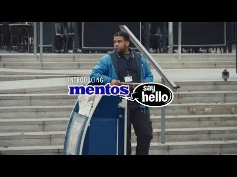 Mentos Say Hello full story