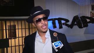 T.i. Tours The Trap Music Museum