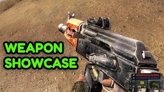 STALKER: Call of Pripyat - ALL WEAPONS Showcase