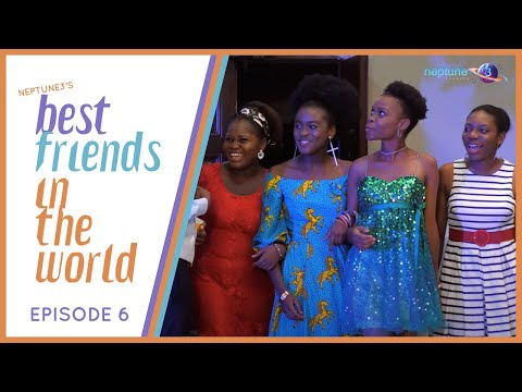 Best Friends In The World | EP6 - The Christmas Dance