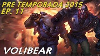 PRE-TEMPORADA 2015 | EP 11 | Volibear | Un Oso policia y un Ninja Coreano!!!