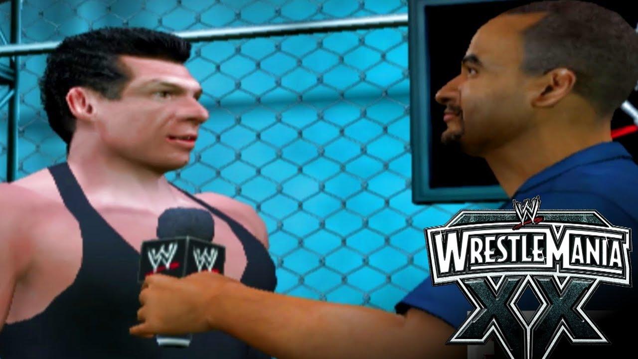 Download WWE SvR: Season Mode (Alternate Story) - FINALE!