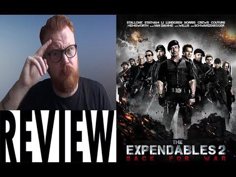 Random Reviews - The Expendables 2
