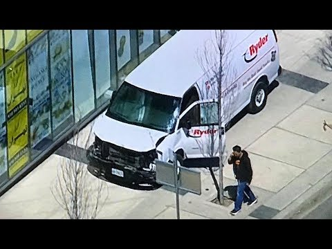 🔴Van Plows into Pedestrians in Toronto - LIVE BREAKING NEWS COVERAGE