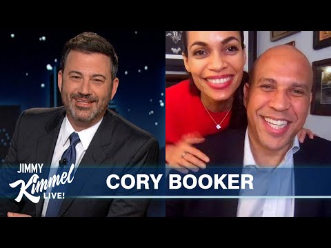 Cory Booker on