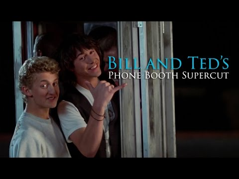 Crash & AJ - Bill & Ted Phone Booths Are Coming