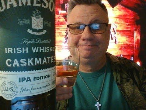 The Whiskey Whisperer: Jameson Caskmates IPA Edition!