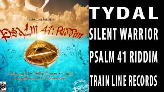 TYDAL--SILENT WARRIOR(PSALM 41 RIDDIM) TRAIN LINE SEPT 2013