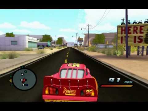Cars Video Game скачать торрент - фото 2