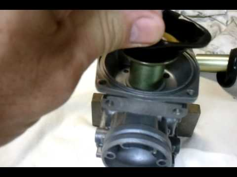 Mikuni Carburetor Diaphragm Clunk Test Youtube