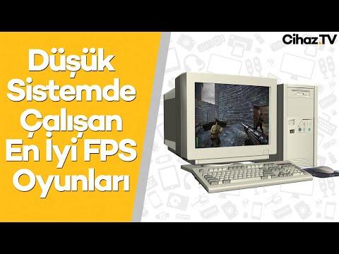 Düşük Sistem Gereksinimli En İyi FPS Oyunları - Best FPS Games For Low Spec PC