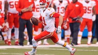 Alex Smith vs Colts (NFL Week 8 - 2016) - 127 Yards + TD! Fighting Off Injury! | NFL Highlights HD
