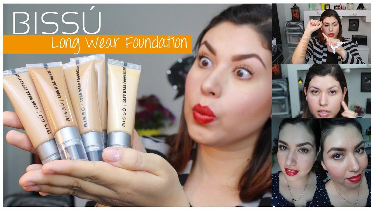 BISSÚ Nuevo Maquillaje de Larga Duración TODO LO QUE NECESITAS SABER!