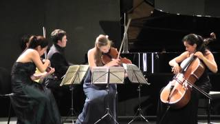 Verbier Festival: Richard Strauss - Piano Quartet in C minor Op.13