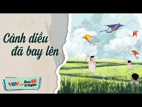 Cánh Diều Đã Bay Lên | Đọc Truyện Đêm Khuya Đài Tiếng Nói Việt Nam | Truyện Đêm Khuya Hay VOV  465