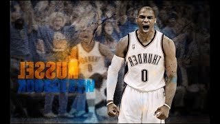 Russell Westbrook - Behind Bars (Drake Freestyle)