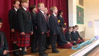 Year 5 Harvest Song