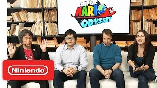 Super Mario Odyssey – Nintendo Treehouse: Live with Nintendo Switch