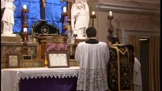 Chiesa Sacro Cuore di Tolentino. Messa da Requiem per ricordare tutti i defunti