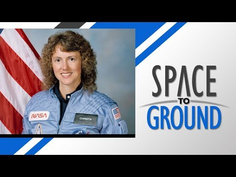 Space to Ground: Christa's Lessons: 01/26/2018