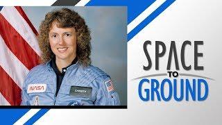 Space to Ground: Christa