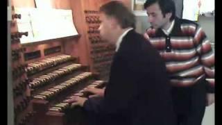 Josef Rheinberger - Praeludium und Fuge d-moll super Magnificat - 2