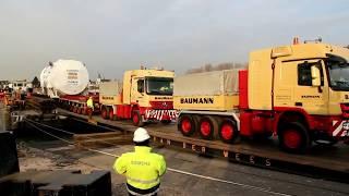 Baumann Schwertransport Big Truck Bonn 2012
