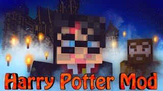 Minecraft   HARRY POTTER MOD Showcase! (Harry Potter Mobs, Curses, Magic Mod)