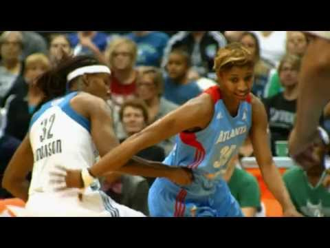 WNBA Revealed: Angel McCoughtry - YouTube