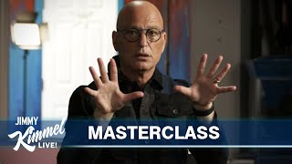 Learn Hand Washing with Howie Mandel - MasterClass