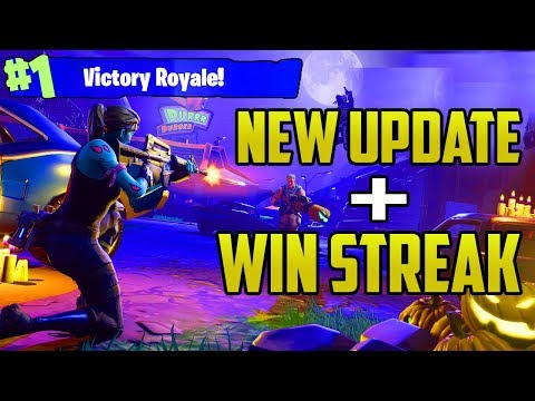 WINNING WITH THE NEW SMG!! -- 60+ Wins // 3000+ Kills!! -- Fortnite Win Streak [Fortnite]
