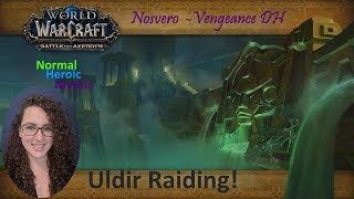 World of Warcraft: ULDIR Mythic Zek'vos Vengeance DH POV