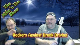 Rocker's Against Drano & Drunk Driving: Tim w/ Ian Closelyne from Carters Got Pills