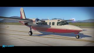 CARENADO 690B TURBO COMMANDER X-PLANE 11