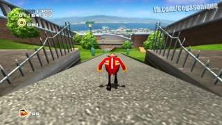 eggman robotnik na city escape sonic adventure 2 hd