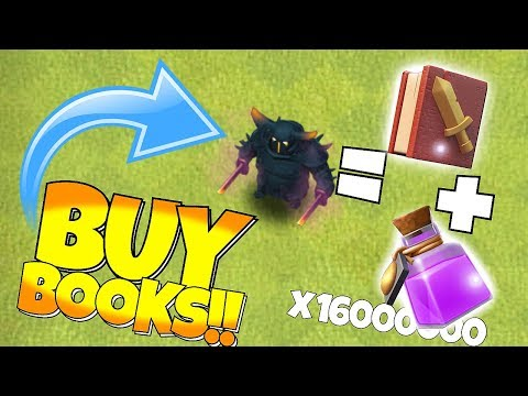 BUYING NEW BOOKS & MAXING TROOPS!