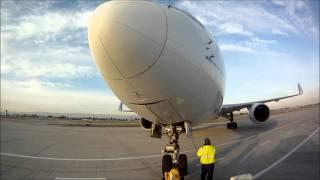 Hawaiian Airlines FLT 45 Pushback