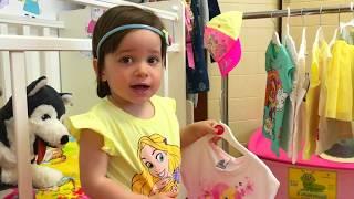 Детский шопинг от Амины/Обзор Модной детской одежды на Лето для девочки/Amina and fashion