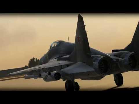 DCS World Movie: RUSSIAN Metal Battle