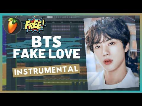 BTS(방탄소년단) - FAKE LOVE Instrumental | FL Studio Remake